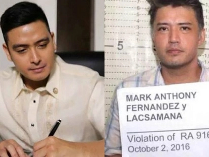 Sana may second chance! Alfred Vargas saddened by friend Mark Anthony's arrest