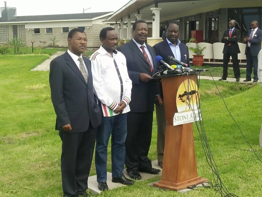 Fresh details emerge on what transpired during NASA summit in Athi River