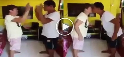 Their version of 'Pak Ganern' went viral; what they did is a proof that #forever exists!