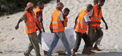 Photos: Al-Shabaab spokesman executed by firing squad by Somalia government