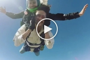Ang lakas ng loob! Erich Gonzales goes on an extreme adventure