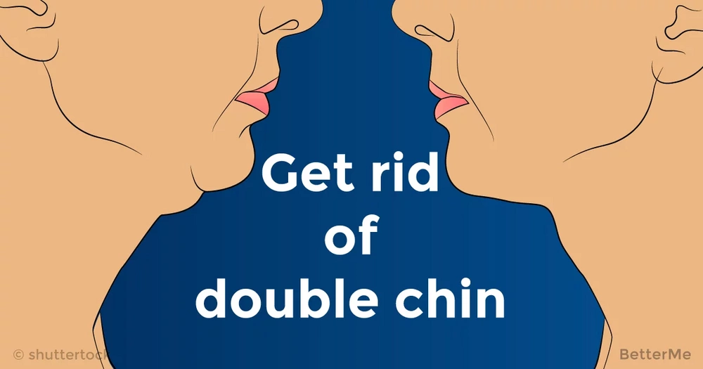 Effective exercises that can help reduce a double chin