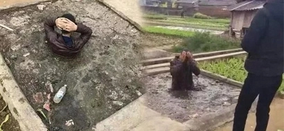 You get what you deserve! Village imposes the most humiliating punishment this dog thief will ever know