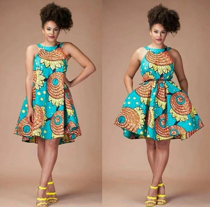 most trending kitenge designs for slim women in kenya 2018 with