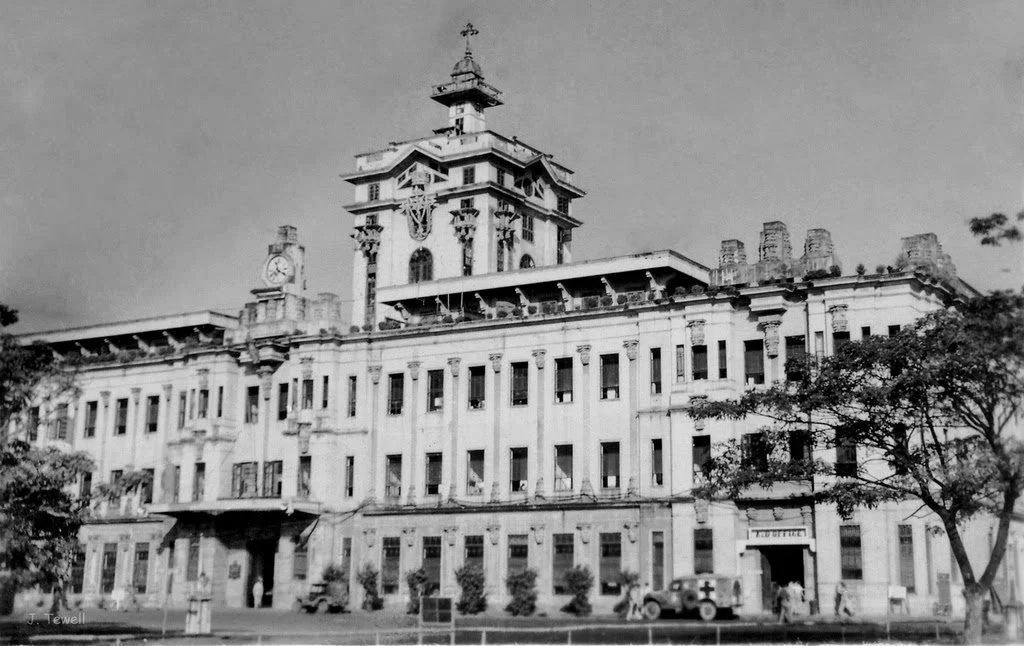 rizal studied in sto tomas
