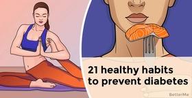 21 little healthy habits that can help you prevent diabetes