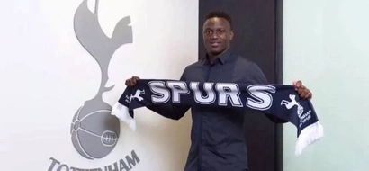 Meet Victor Wanyama's Jamaican stylist working on him before he goes to the pitch (video)