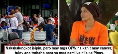 Nakakagulantang na datos! Doctors reveal emotional stress of being away from families 'may play a role' in 1,000 OFW cancer cases