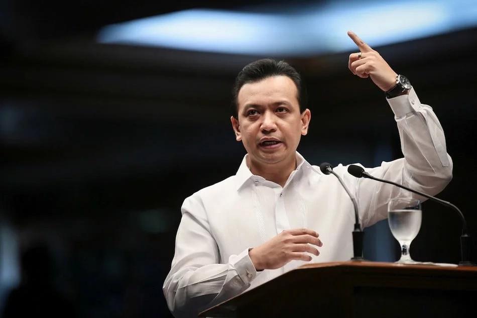 Hindi na welcome sa Davao! Senator Trillanes was declared as persona non grata by Davao City Council
