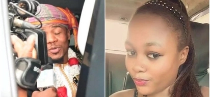 Bongo star Ali Kiba's eldest daughter sends him best wishes and love on his wedding