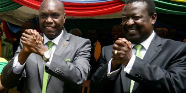 Jeremiah Kioni accused of sabotaging Mwai Kibaki and PNU