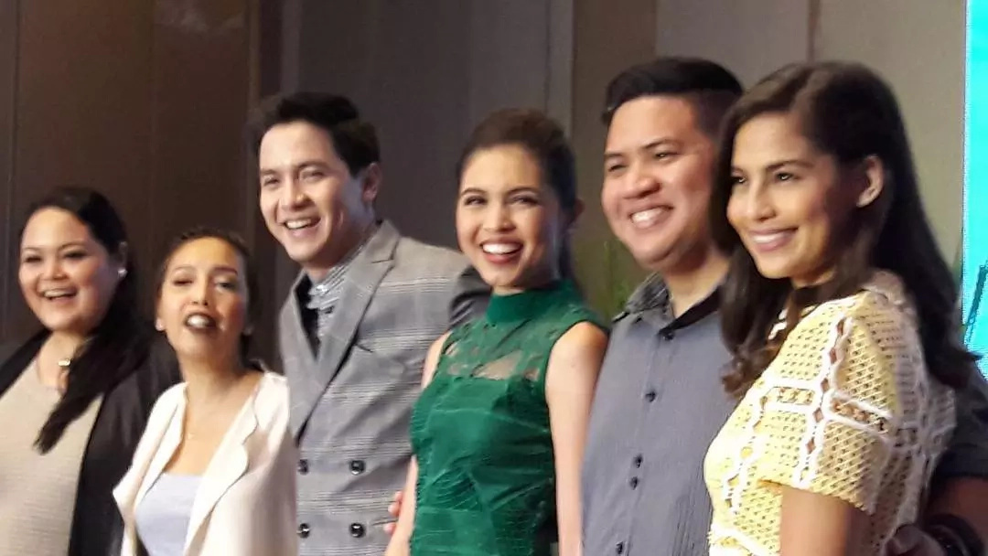 Cai Cortez says AlDub is good for each other