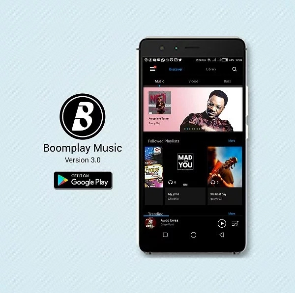 Africa's #1 Music app, Boomplay goes social with new update