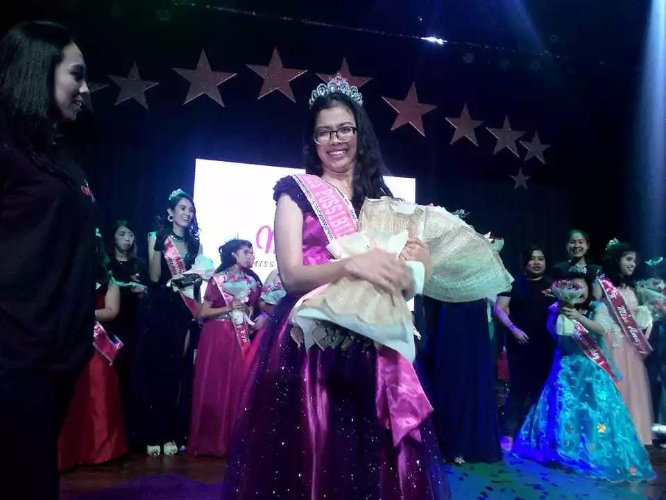 Young woman with cerebral palsy wins Miss Possibilities 2017