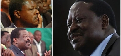 Raila won't help you in 2022 - NASA governor tells Wetang'ula, Mudavadi