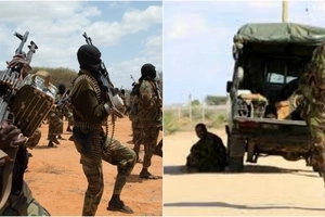 5 KDF soldiers killed in DEVASTATING al-Shabaab attack