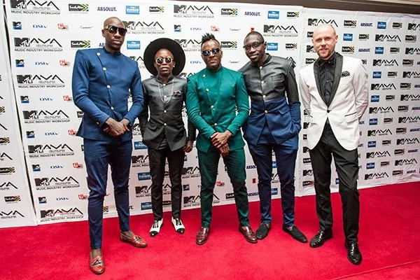 Sauti Sol's Bien showers praise on exotic girlfriend