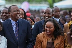 Waiguru Is Not My Girlfriend - Uhuru Finally Speaks On Alleged Relationship