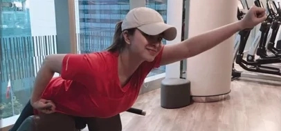 PHOTOS: Angel Locsin preparing for Darna?