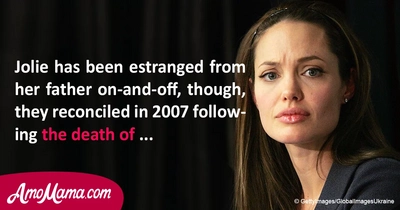 Angelina Jolie was in an open lesbian relationship, but it didn't stop her from breaking men's hearts