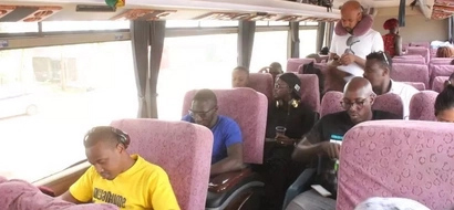 If you schooled in Kenya, you must remember this 12 on-the-bus moments