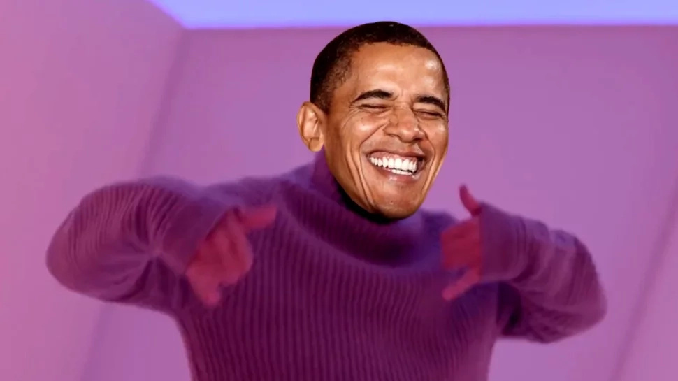 "Obama Dancing To ""Hotline Bling"" With Usher In The White House Is Just... Hilarious"