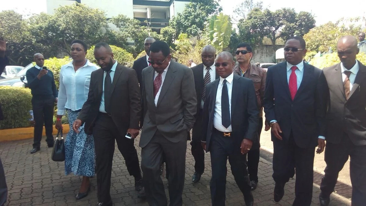 Kilifi governor at EACC to record statement