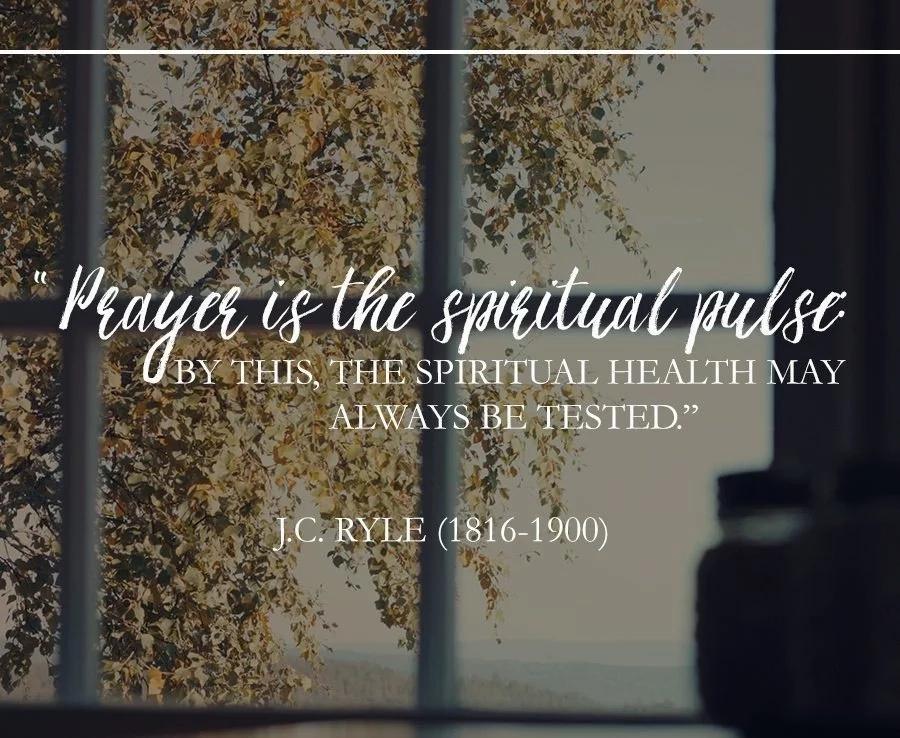 Walk with God through prayers