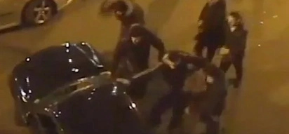 CCTV Captures Brutal Gang Violence On London Streets