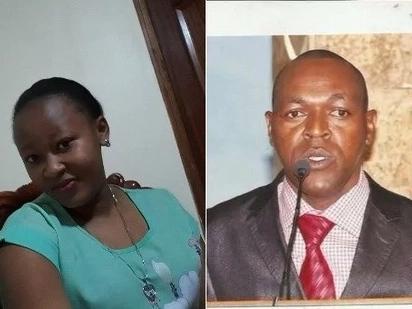 Mbunge wa zamani amvamia mpenziwe wa awali kwa asidi iliyomchoma mwilini na kufariki