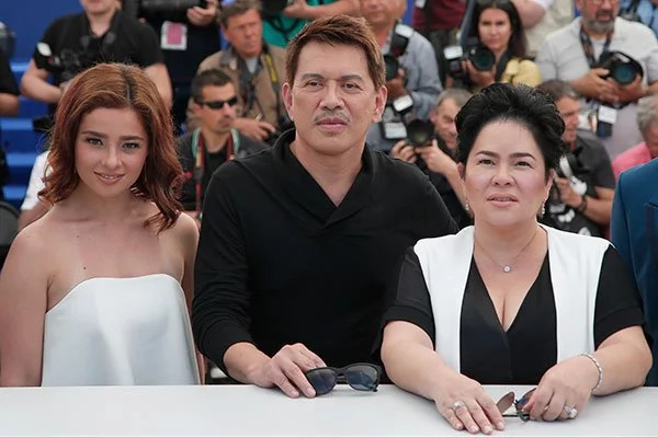 After Cannes, what's next for Andi Eigenmann?