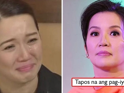 Wala akong naging true friend! Kris Aquino sends the online world abuzz by dropping all accounts she follows on Instagram