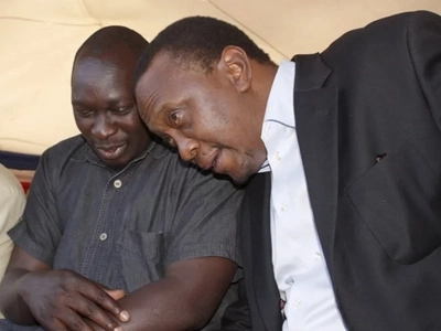 Uhuru's advisor who has a masterly of Sheng' wins Jubilee nominations