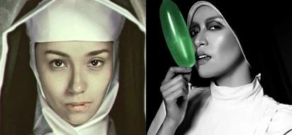 Mocha Uson finds a kindred spirit in 'Seklusyon' star Phoebe Walker