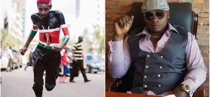 Eric Omondi goes ham on Khaligraph Jones, takes issue with his bleaching