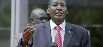 CS Nkaissery Praises Muslims Who Protected Christians In Mandera Bus Attack