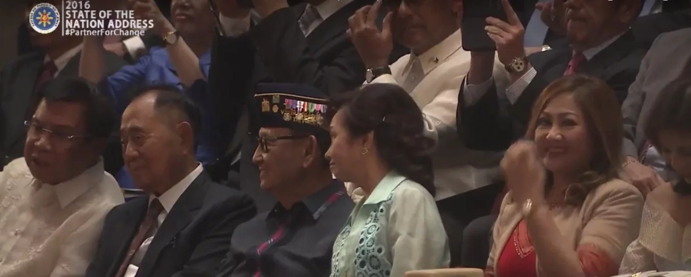 9 moments in Duterte's SONA that would make you laugh