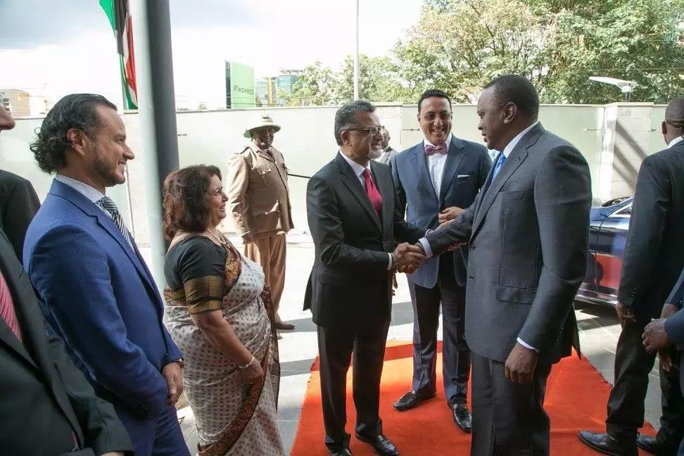 Uhuru Kenyatta with a HUGE gesture to Muslims ahead of the Holy Month