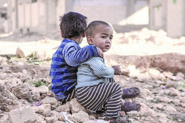 Children of Syrian Civil War (Al-Issa/UNICEF)