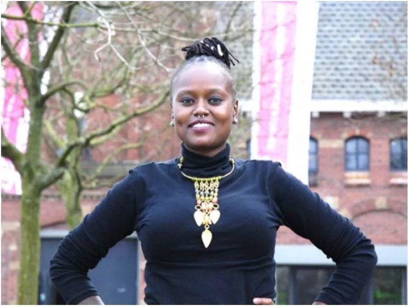 Gigi Louisa fights for the rights and equality of gays in Kenya