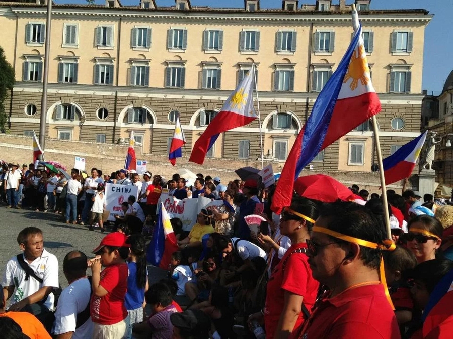 PH Officials Encourage OFWs In Italy To Vote