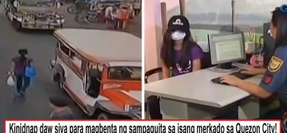 Babala po sa lahat! 17-year-old girl recounts harrowing kidnapping experience in Laguna, reveals she was then forced to sell sampaguita in QC