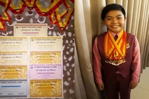 Multi-talented kid: This boy will leave you open-mouthed after seeing his achievements!