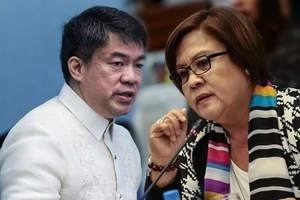 Beyond the dark cloud: De Lima finds allies in Senate