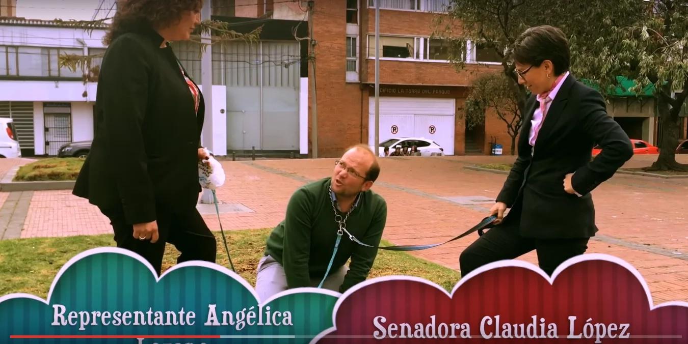 Daniel Samper adoptado por pareja gay Gina Parody y Cecilia