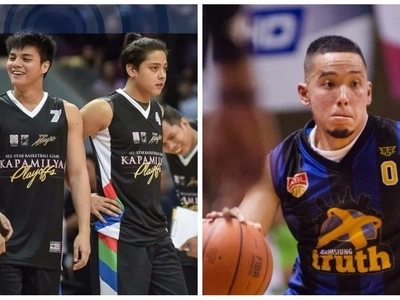 Solid KathNiel fans! Pinoy basketball players support Daniel Padilla amid Twitter feud with Paul Salas
