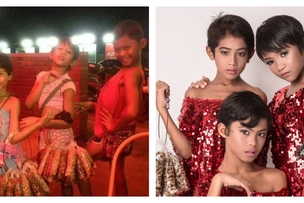 Dumaguete Divas: Inspiring peanut vendors turn fashionably glam in photoshoot