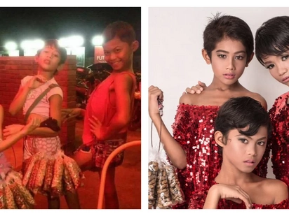 Dumaguete Divas: Inspiring peanut vendors turn fashionably glam in photoshoot