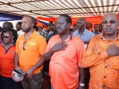 Mbunge wa ODM akamatwa kwa kuzua GHASIA