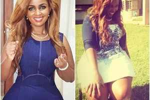 Kenyan billionaire's daughter flaunts curves dancing to Mike Rua